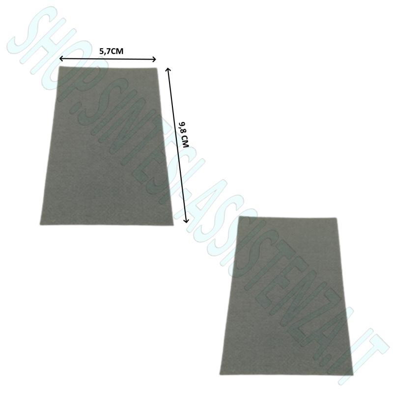 TEGLIA FORNO SMEG MISURE 43,5 X 36 CM PROFONDITA/' 2,5 CM 480370493